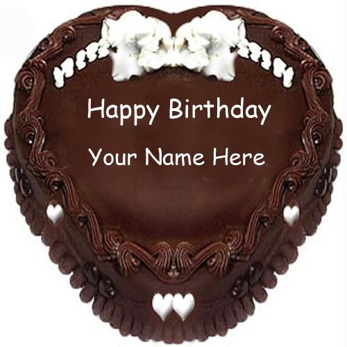 Happy Birthday Cake Images Photo With Name Hd Download 500x500