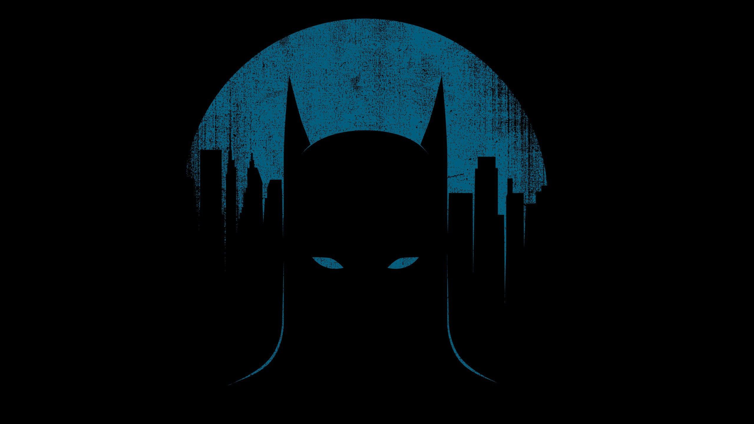 Download 77+ Wallpaper Black Batman Gratis