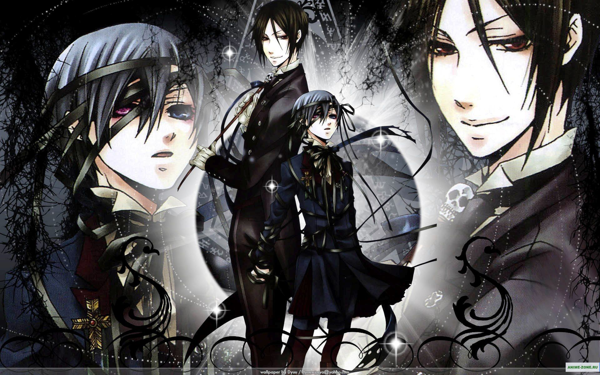 Black Butler Wallpaper (38 Wallpapers) – Adorable Wallpapers