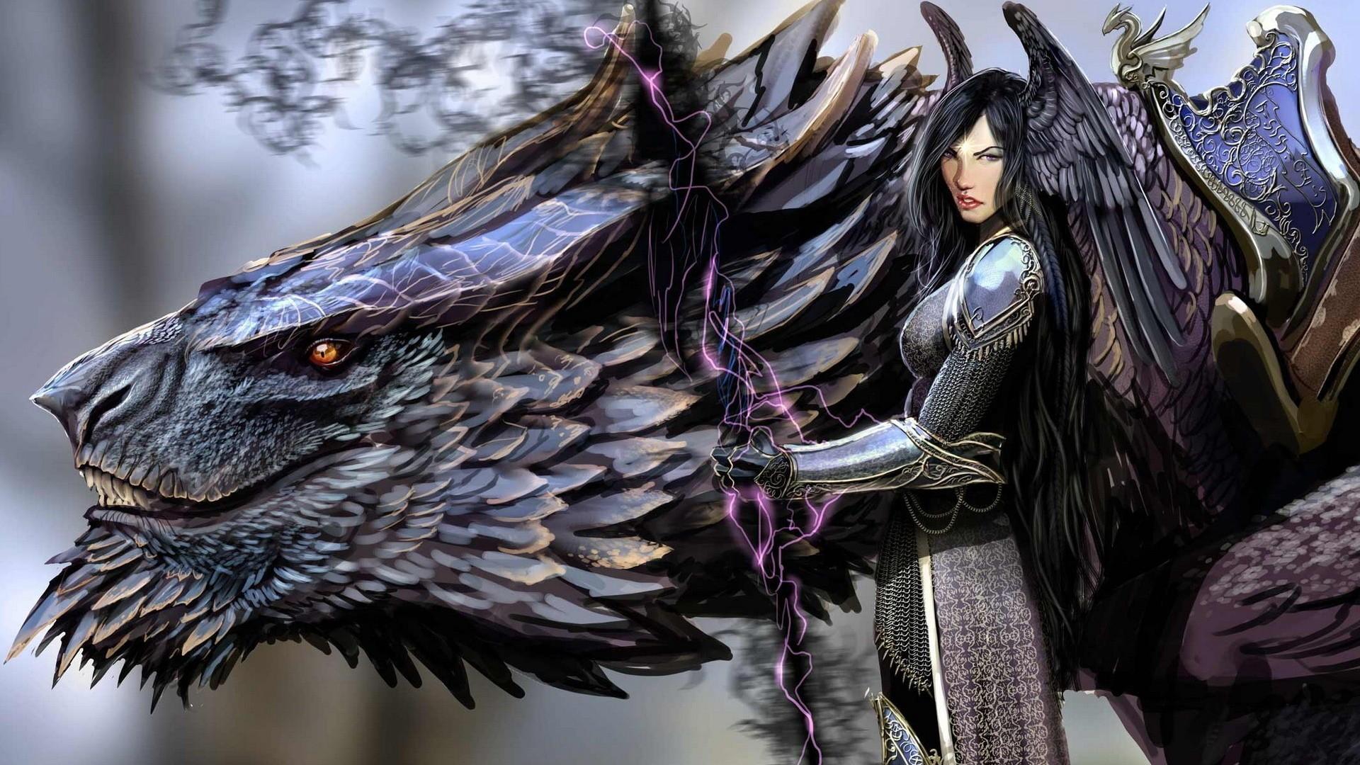 Black Dragon Wallpapers HD 017