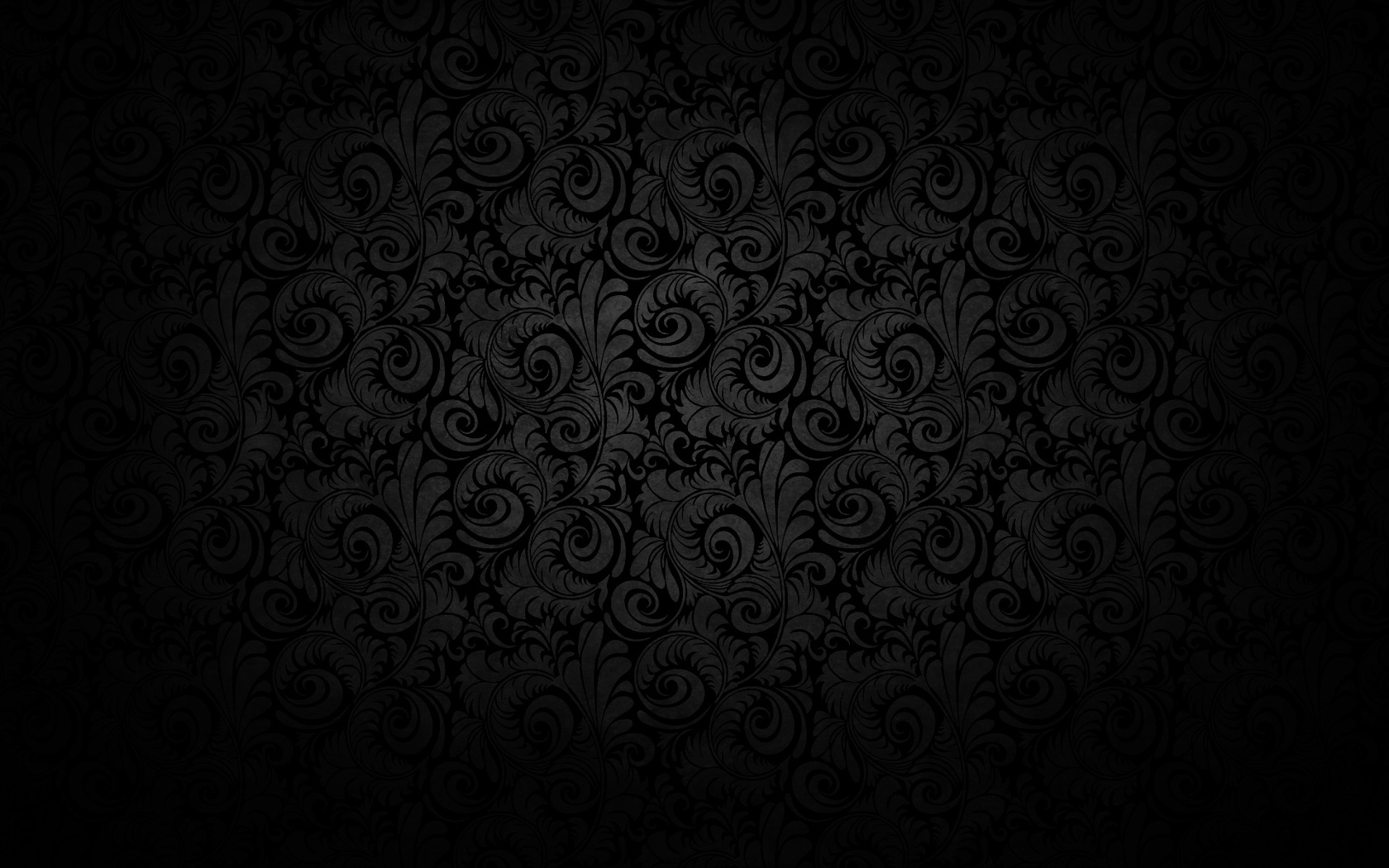 Black Silver Hd Wallpaper 1680x1050