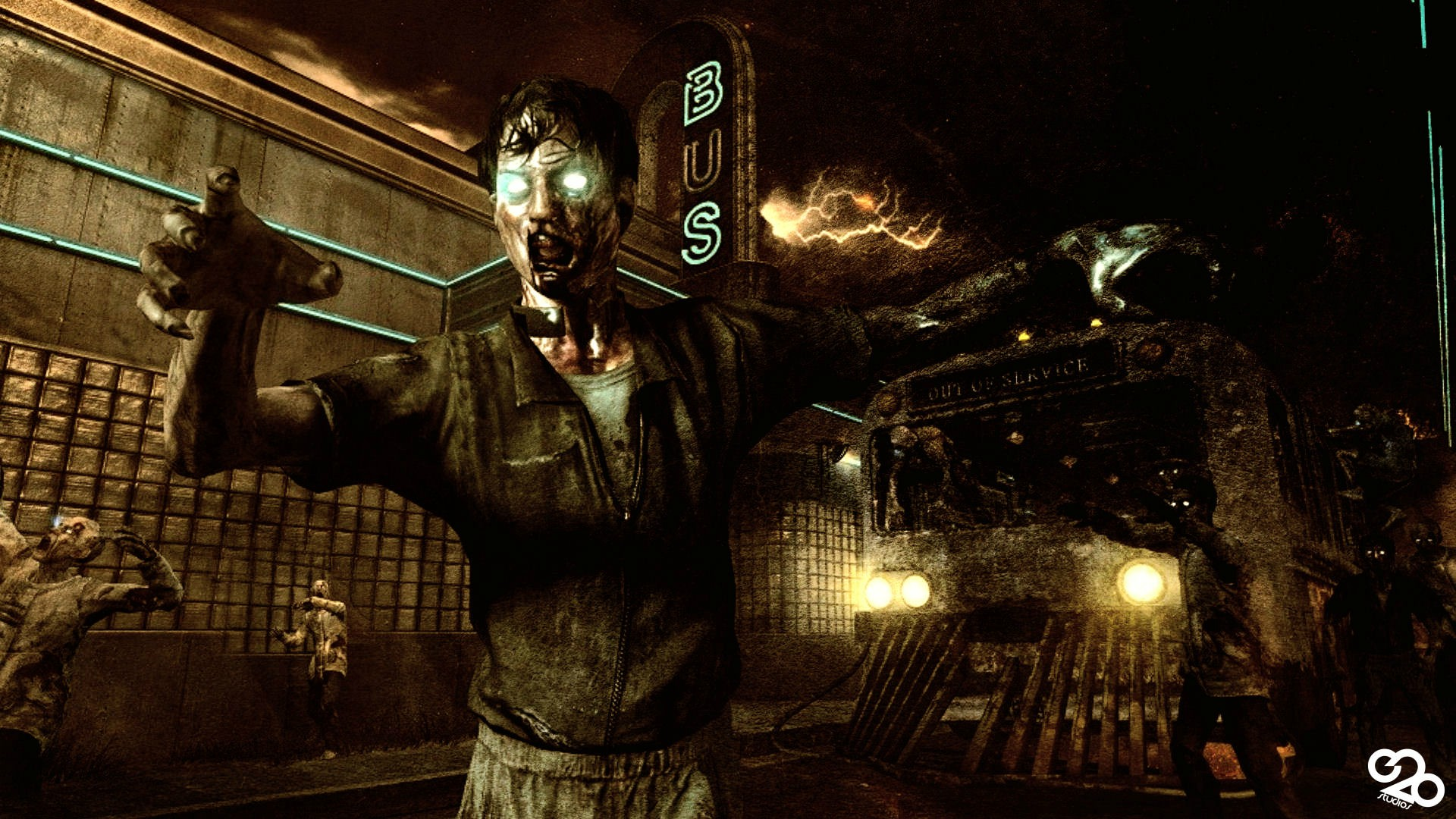 Black Ops 2 Zombies Wallpapers (45 Wallpapers)
