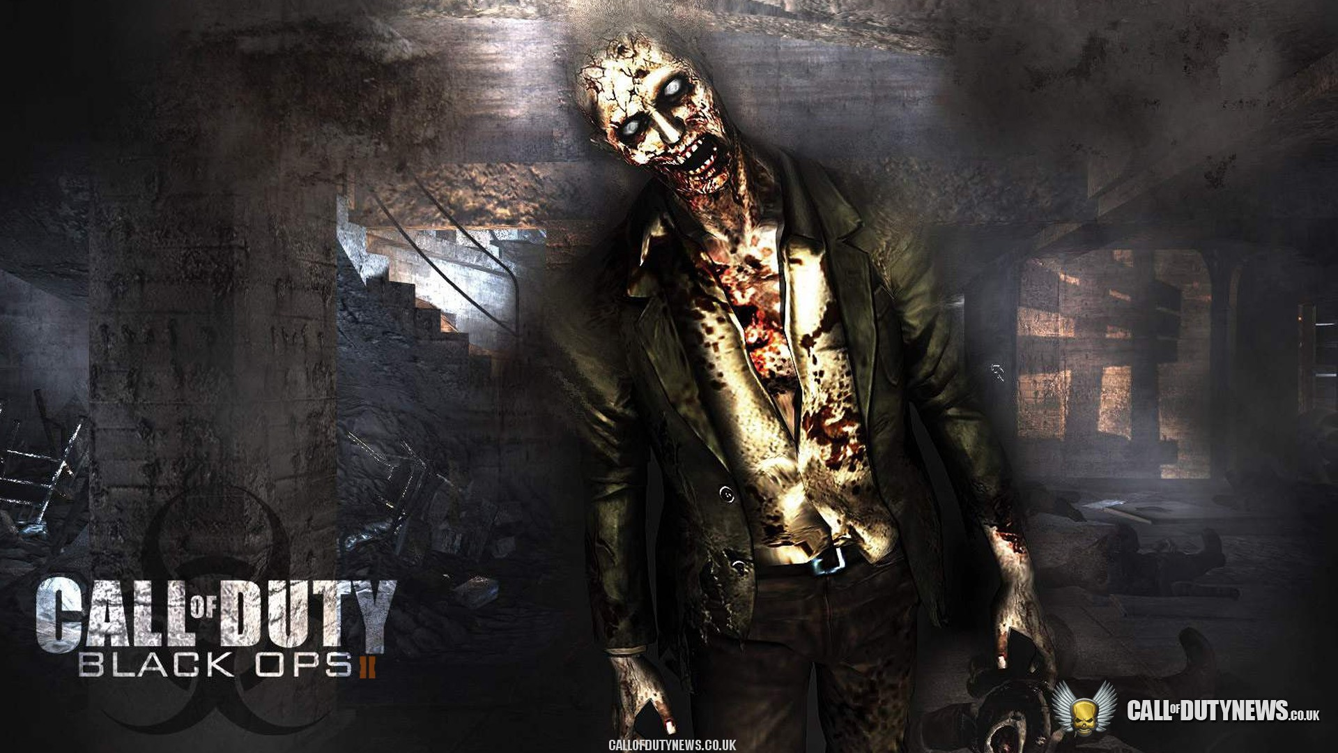 Call Of Duty Black Ops  Zombies Wallpaper 1920x1080
