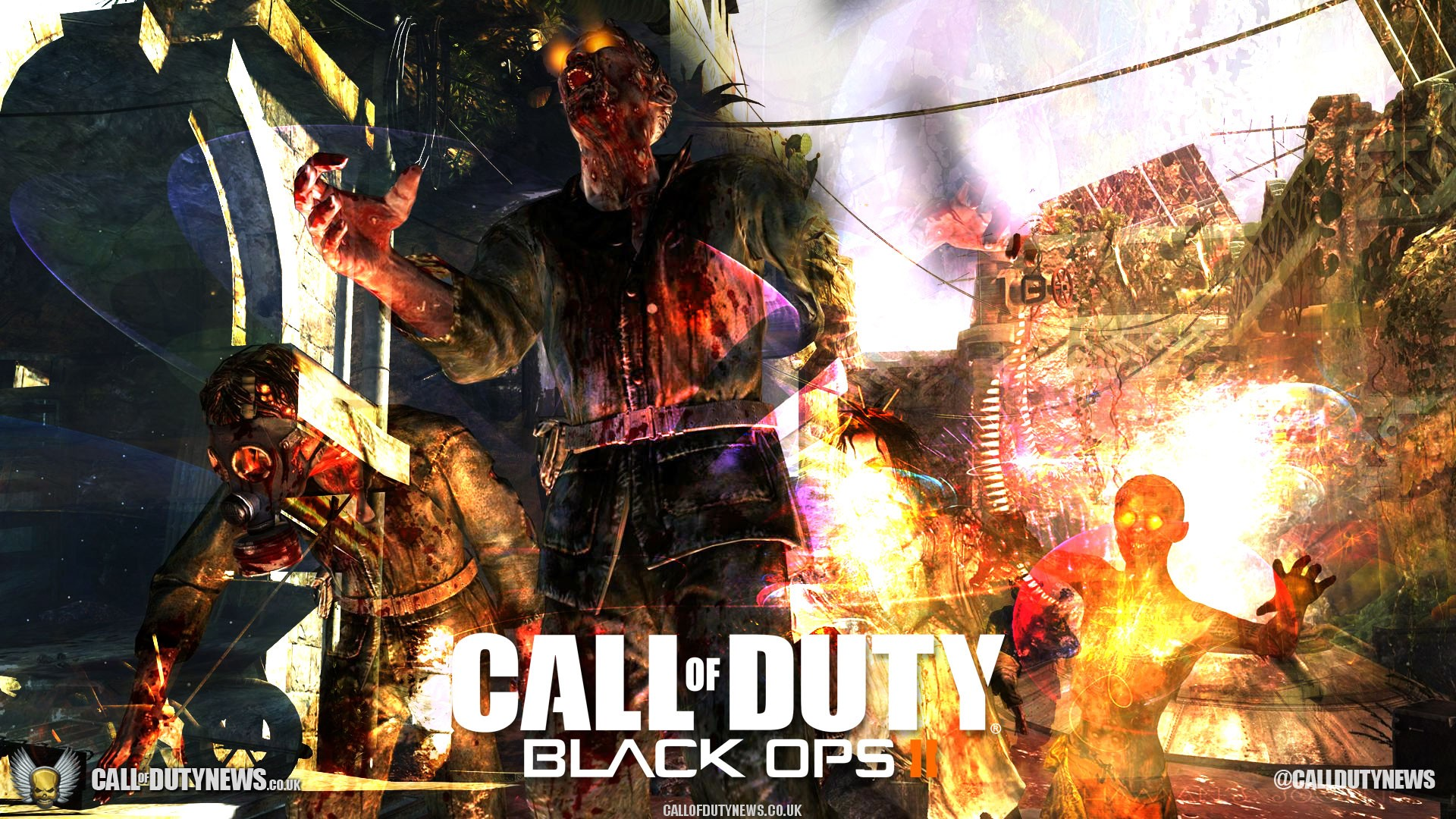 Black Ops 2 Zombies Wallpapers 038