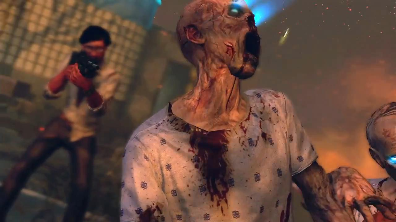 Group Of Black Ops Zombies Wallpapers Horror