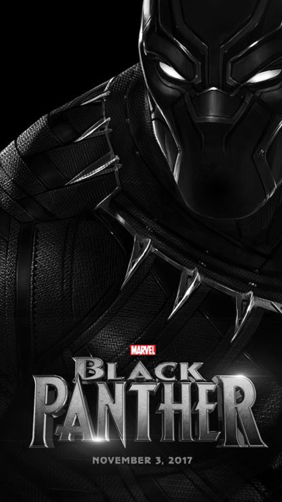 Black Panther Movie Wallpaper Hd Hd