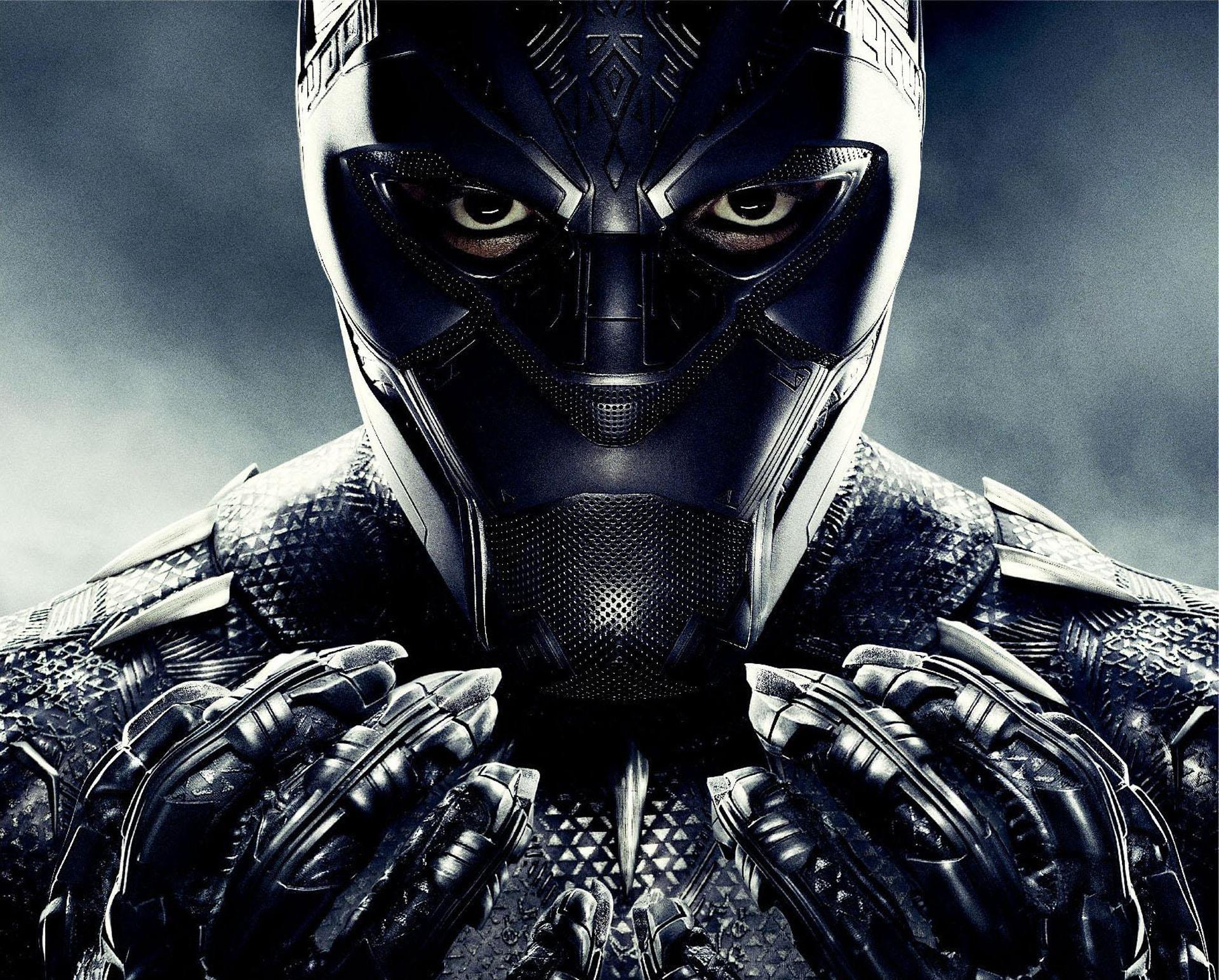 Black Panther Movie Hd Wallpaper