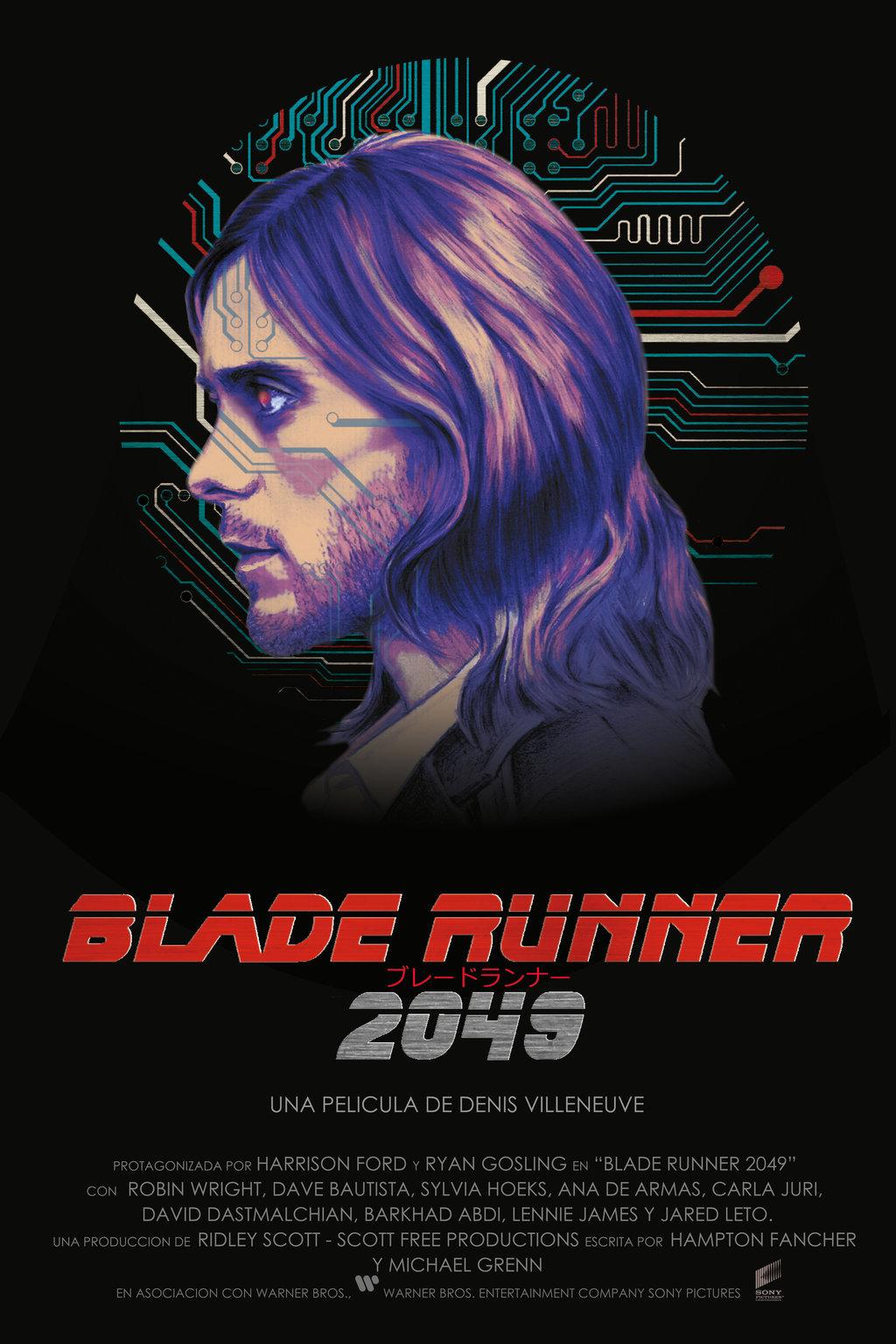 Blade Runner Wallpaper Usadress 1024x1536