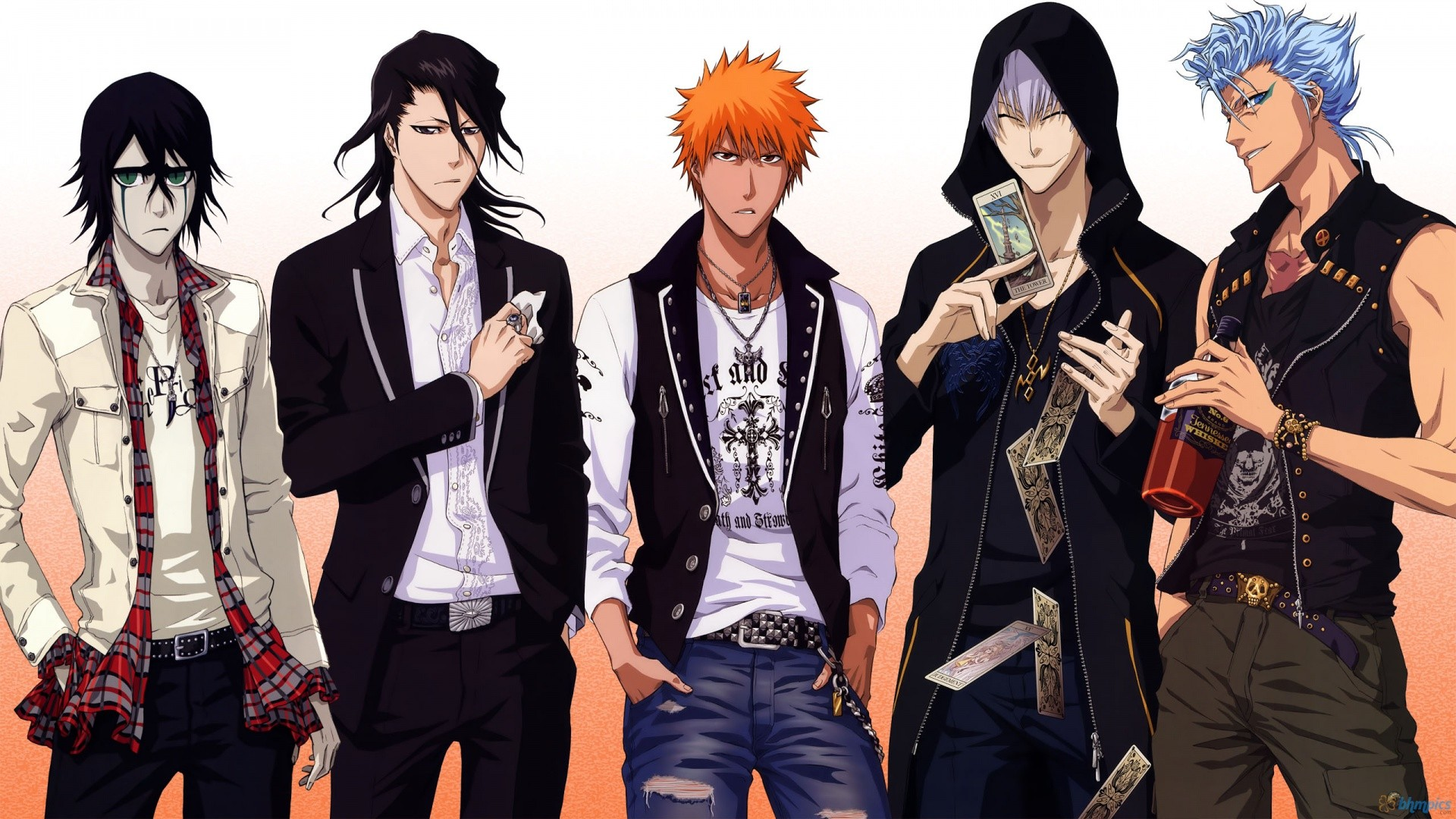 bleach wallpaper 1920 x 1080 - photo #33