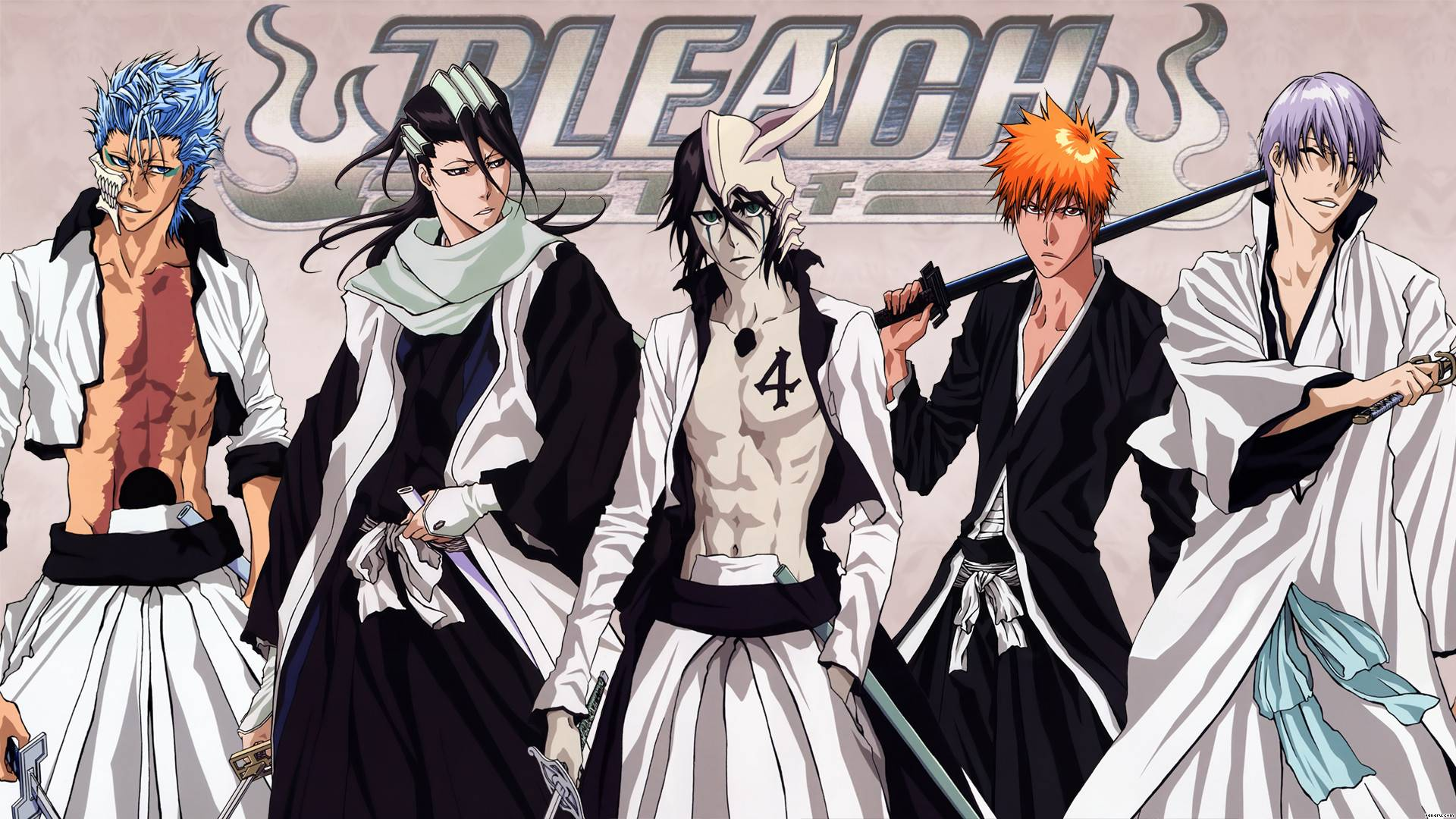 Bleach HD Wallpapers And Backgrounds 1920x1080