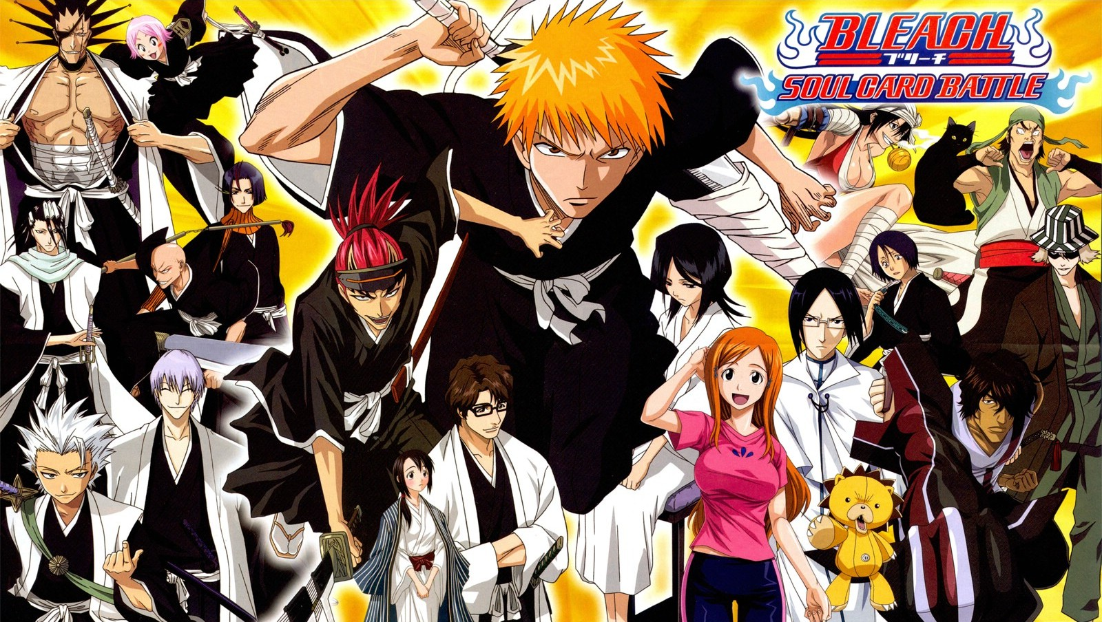 Bleach Anime Wallpaper - Wallpapers Browse