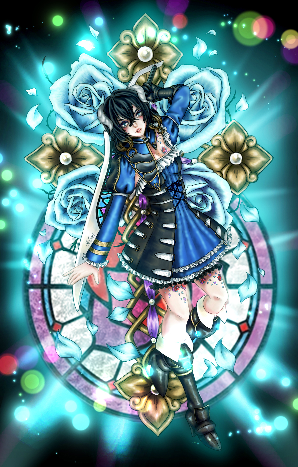 Bloodstained Ritual of the Night wallpaper (60 Wallpapers ...