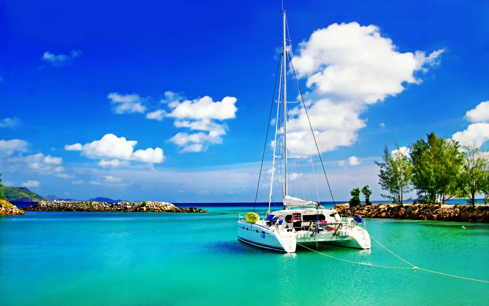 desktop wallpapers boats and - photo #42