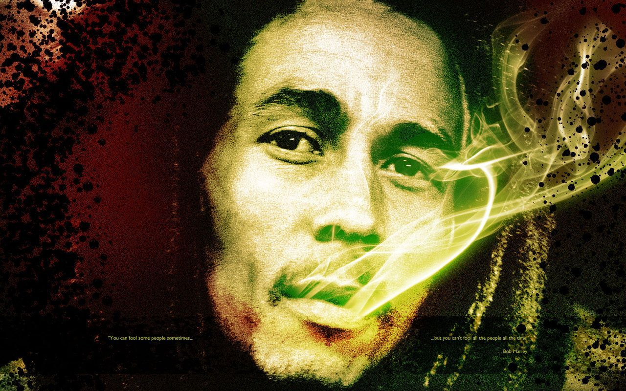 Bob Marley HD Wallpapers for desktop download 1280x800