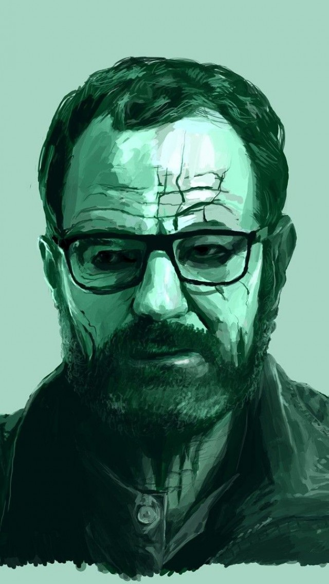 Breaking Bad iphone wallpapers  Iphone Breaking Bad  Walter White iPhone  Wallpaper 640x1136
