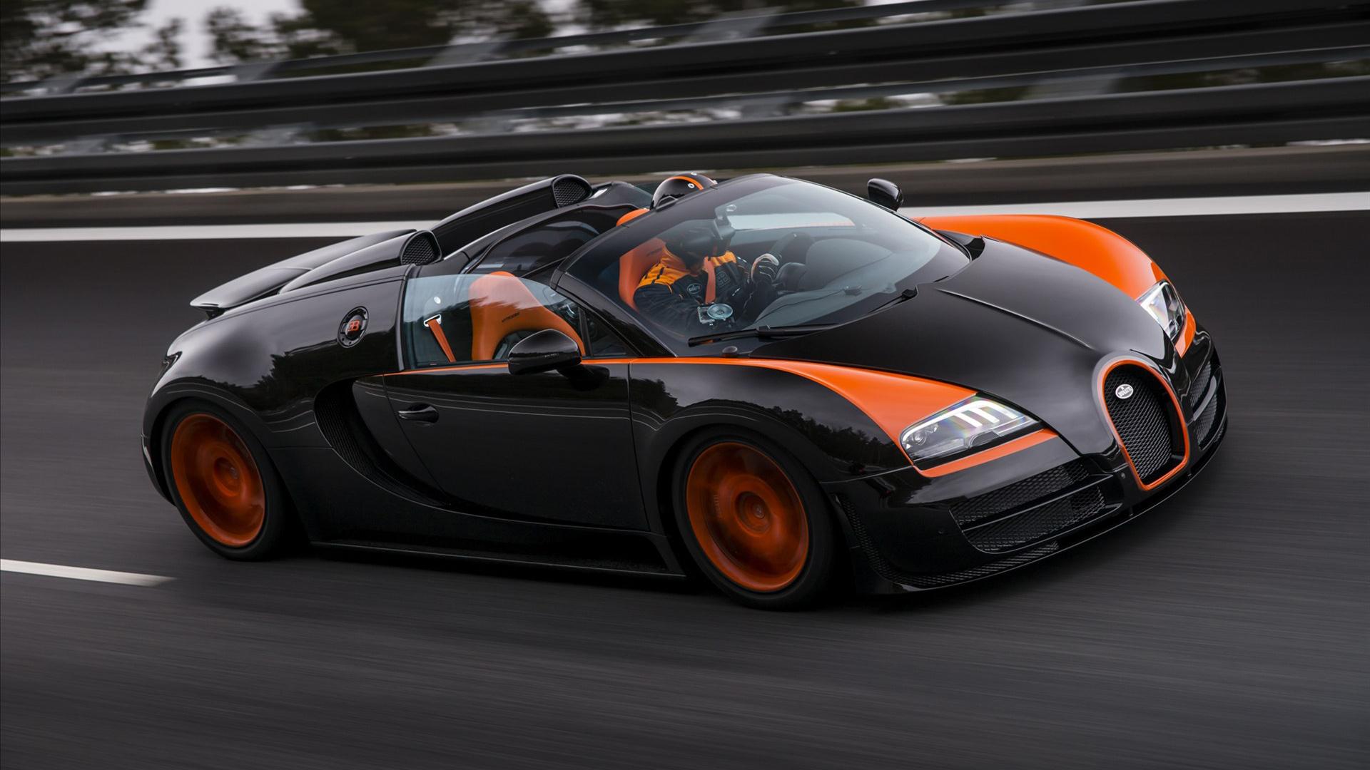 Bugatti-Veyron-Wallpaper-044 Astounding Xe Bugatti Veyron Grand Sport Vitesse Cars Trend