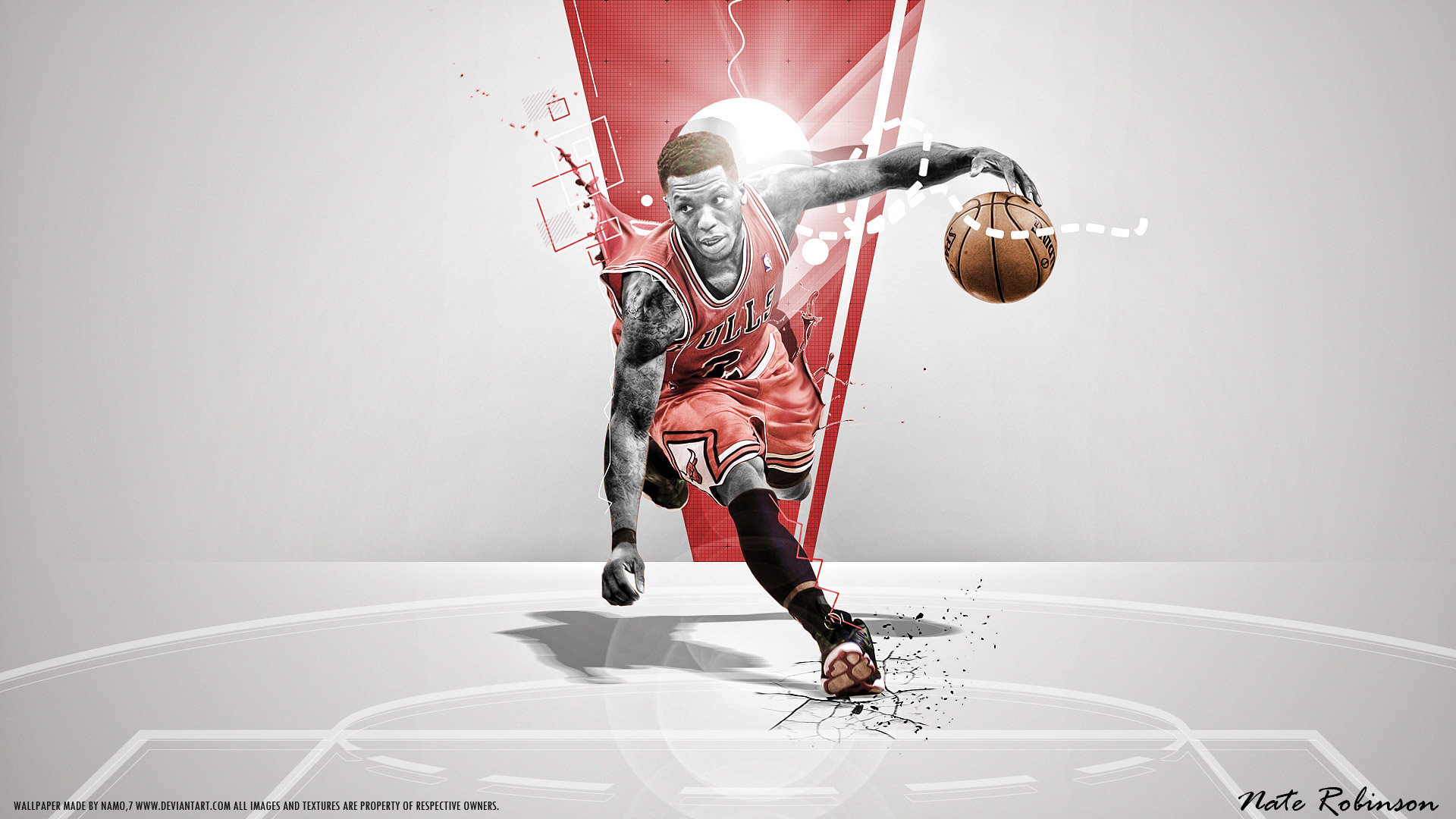 Download chicago bulls logo posterizes nba free wallpaper 1920x1080 voltagebd Image collections