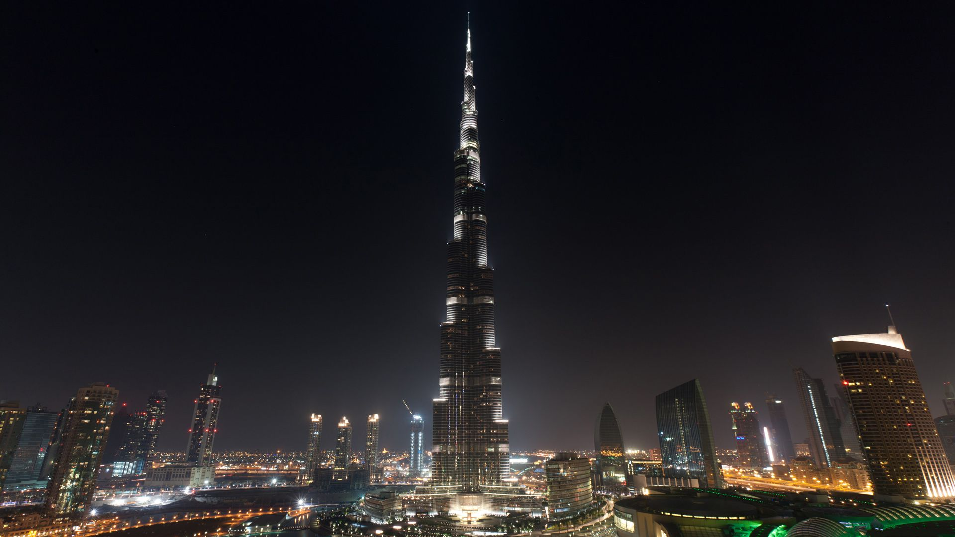 Burj Khalifa aka Burj Dubai Wallpapers  HD Wallpapers 1920x1080