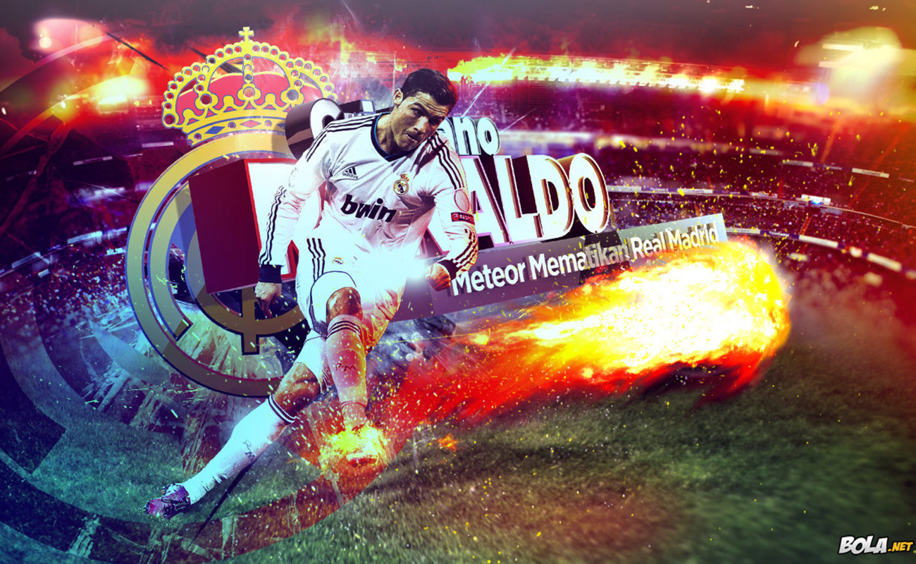 Collection Of Cool Cristiano Ronaldo Wallpapers On Hdwallpapers 1300x800
