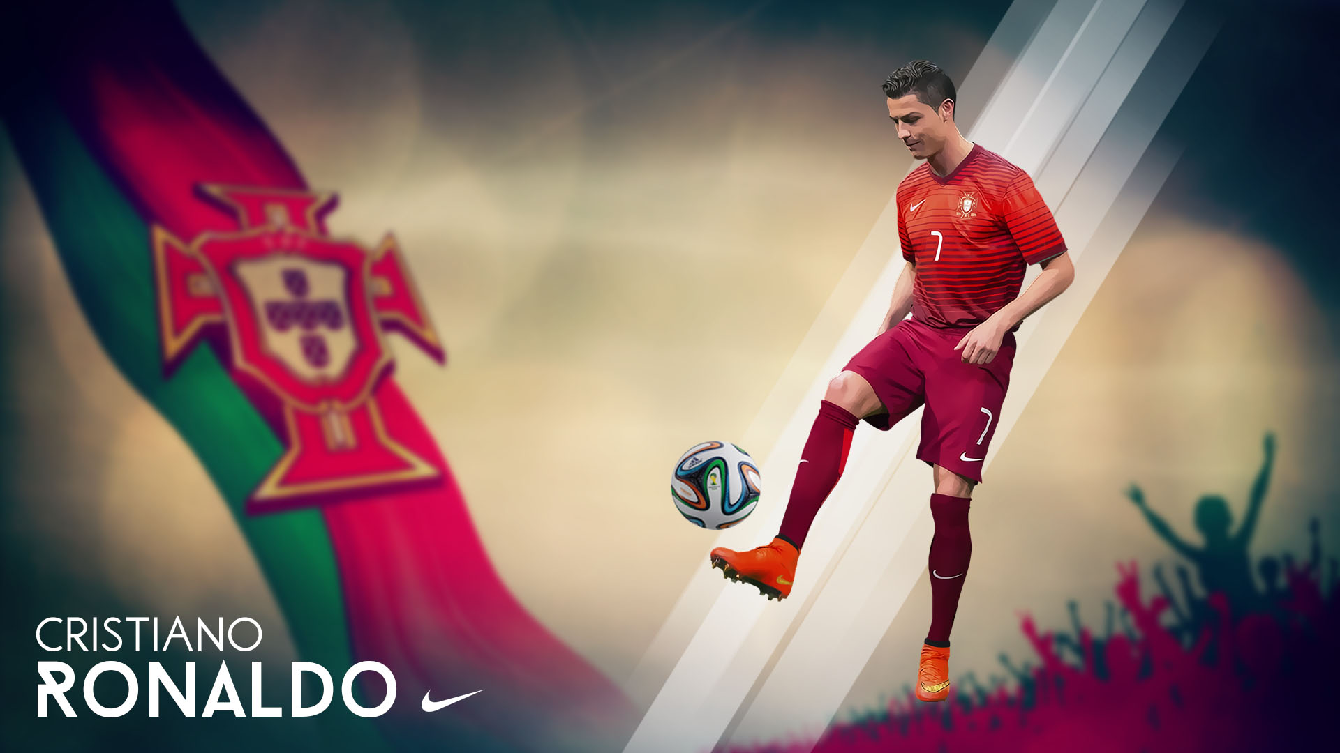 Collection of C Ronaldo Wallpaper on HDWallpapers 1920x1080
