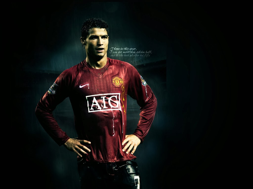 Collection of C Ronaldo Wallpaper on HDWallpapers 1024x768