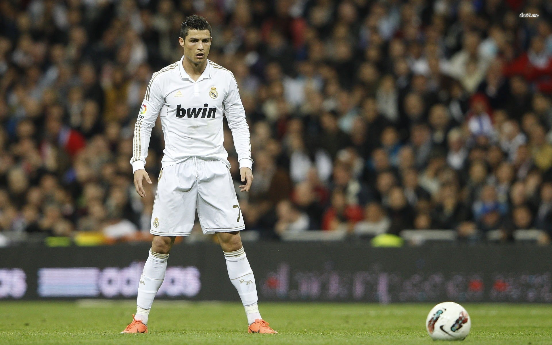 Cristiano Ronaldo HD Wallpapers  Wallpaper  1920x1200