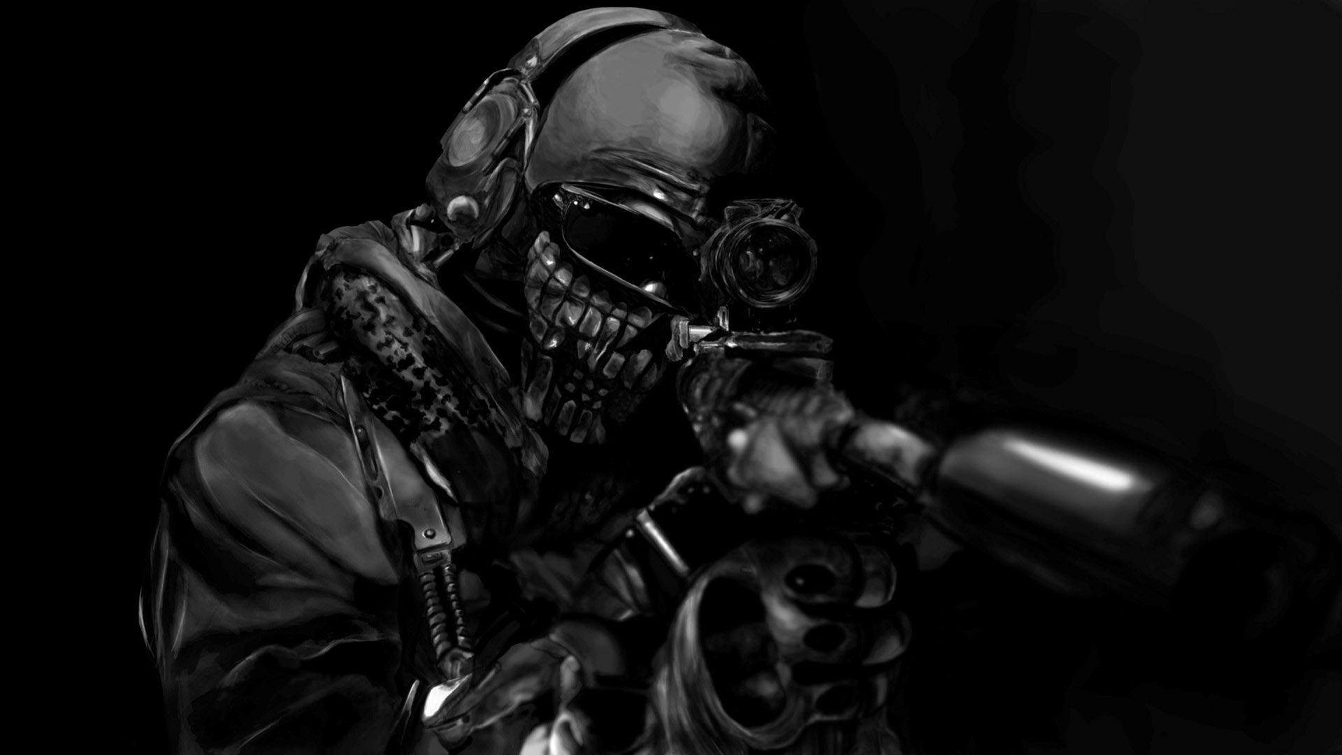 Call Of Duty Ghosts Wallpaper (40 Wallpapers) – Adorable Wallpapers