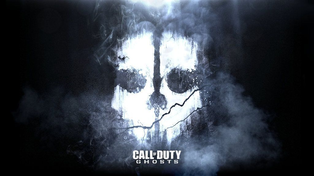 Photo Collection Cod Ghosts Wallpaper Skull