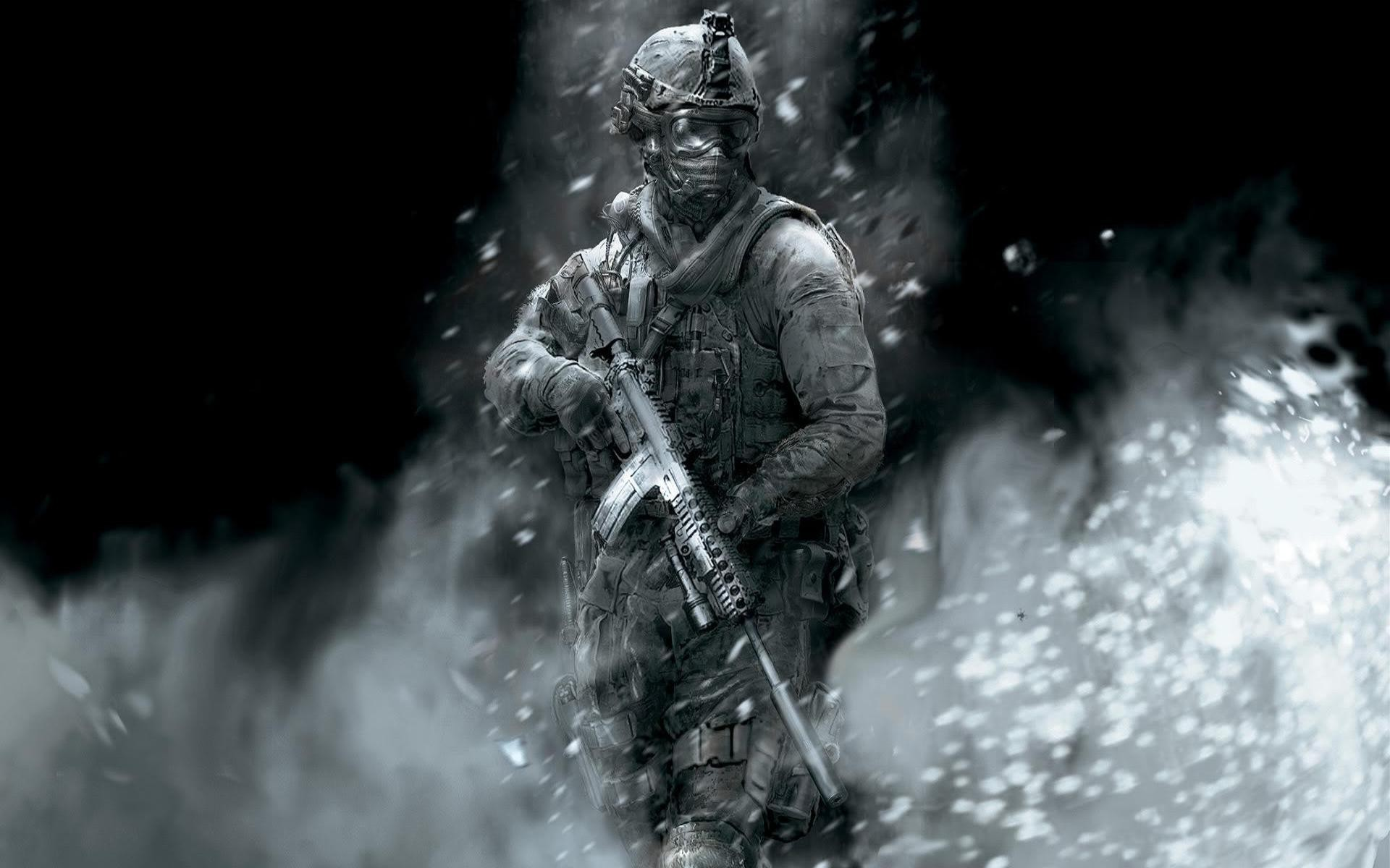 Call Of Duty Modern Warfare Wallpapers 35 Wallpapers Adorable