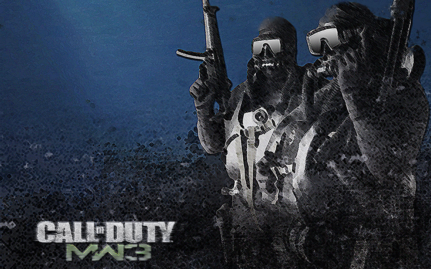 Call Of Duty World At War Wallpaper 1440x900