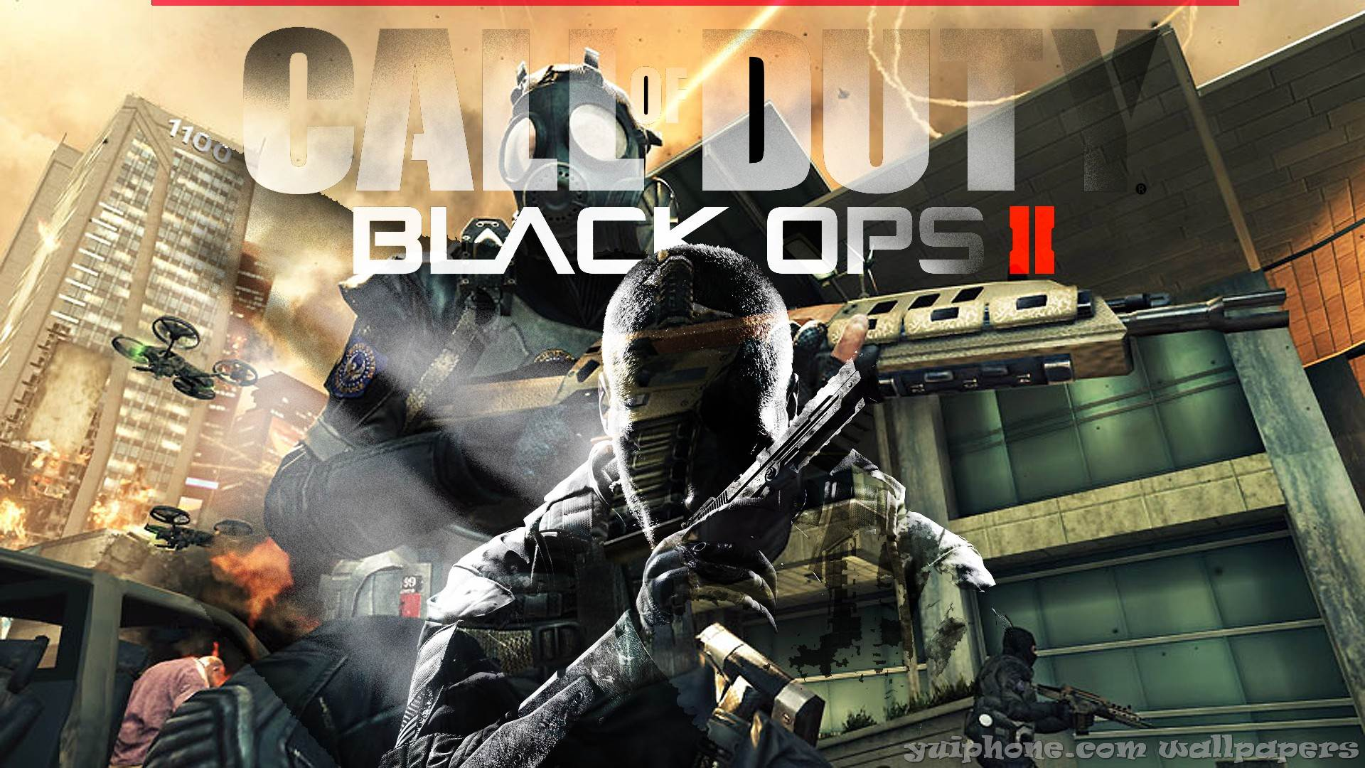 Call Of Duty Black Ops Ii Wallpapers Group 1920x1080