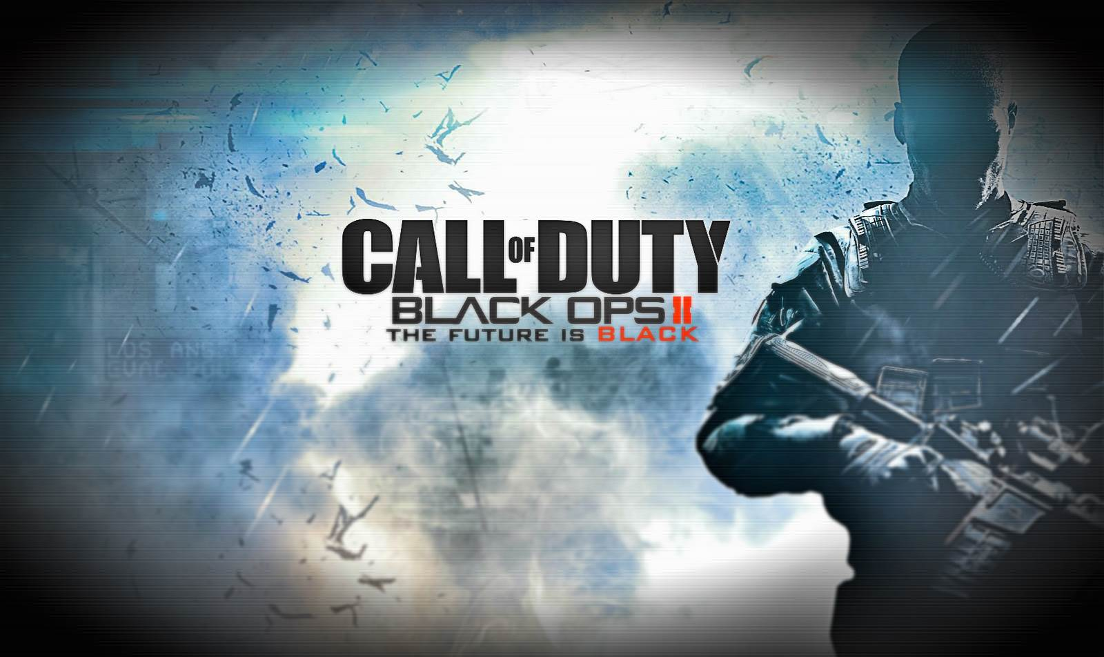 Call Of Duty: Black Ops II HD Wallpapers Backgrounds 1600x952