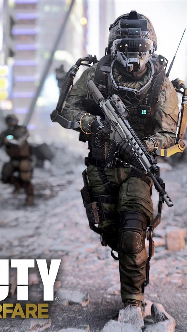 Call Of Duty Advanced Warfare Wallpapers Wallpaper