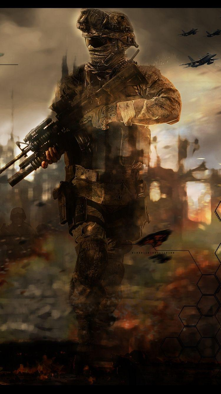 Cod modern warfare Wallpapers Free by