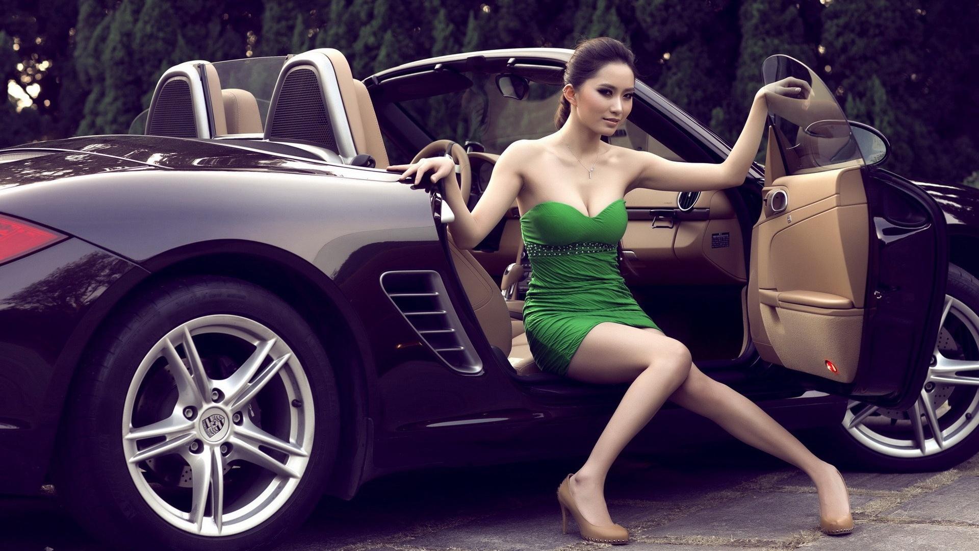 Fabulous Hot Cars Models Wallpapers te Car Girl Wallpapers