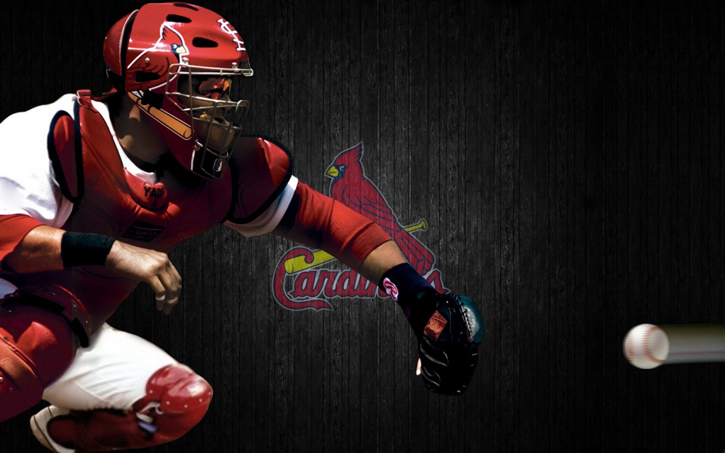 St Louis Cardinals Desktop Wallpapers Wallpaper 2400x1500