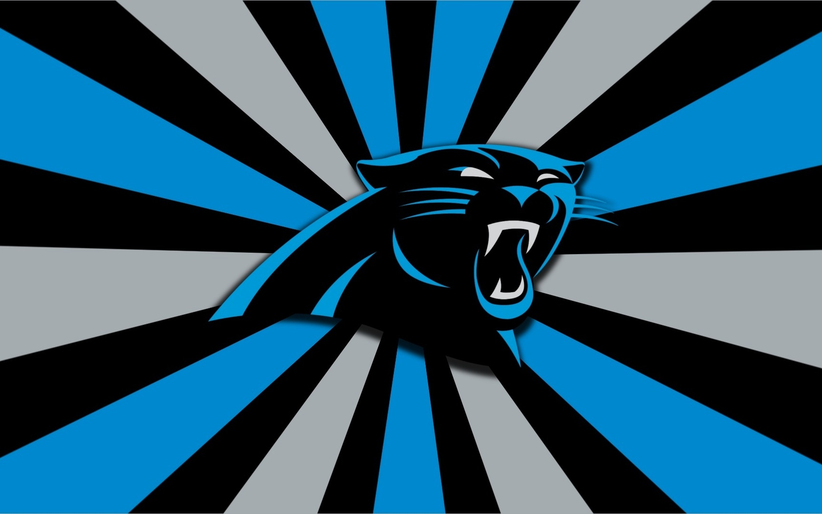 DeviantArt: More Like Carolina Panthers Wallpaper by JdotdaP 1680x1050