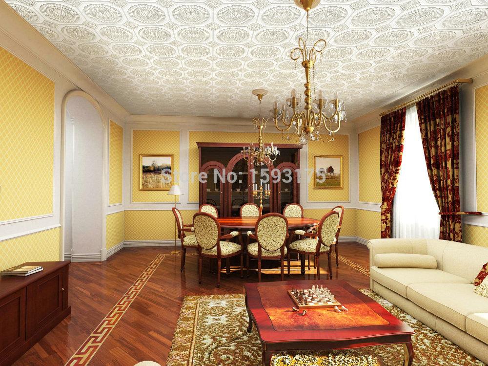 Ceiling Wallpaper (20 Wallpapers)
