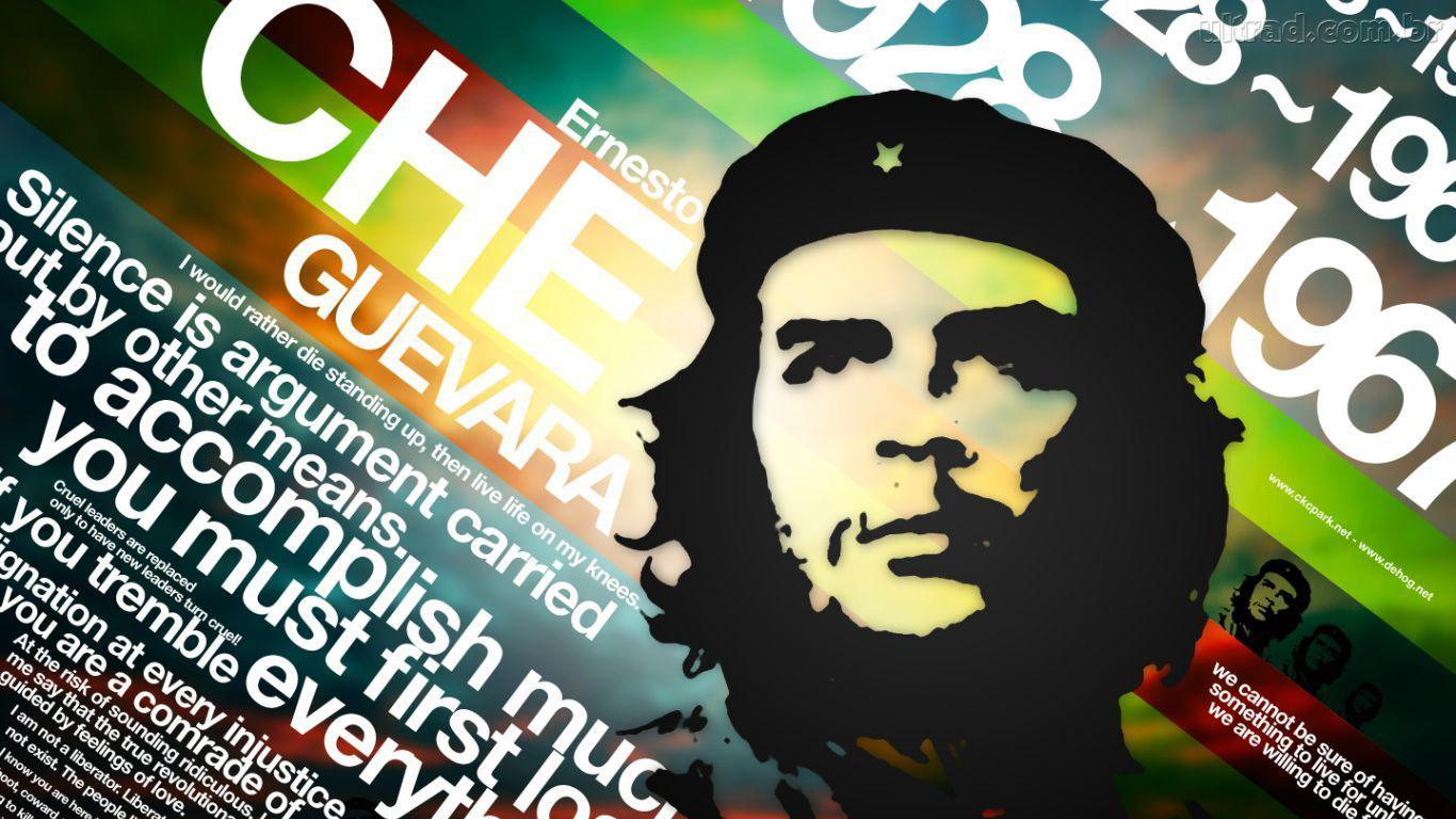 Che Guevara Wallpapers HD on