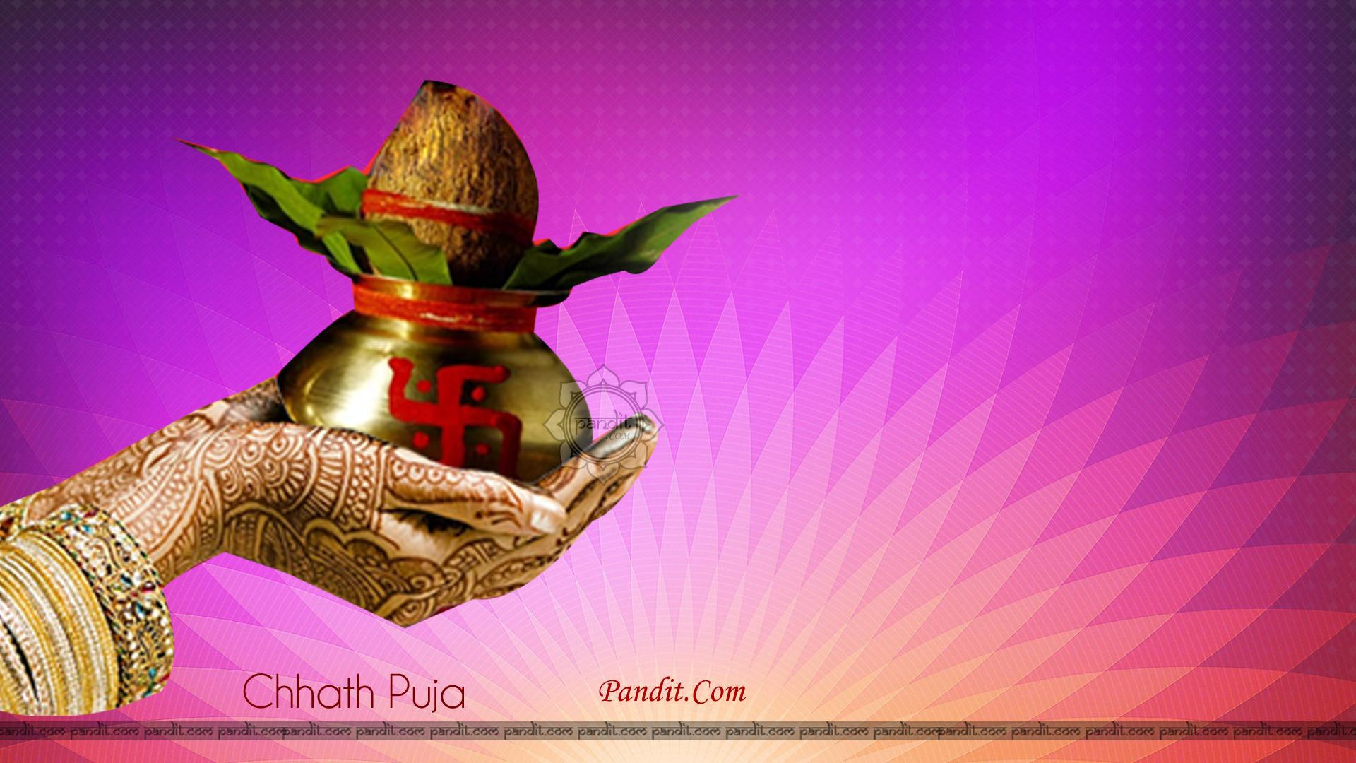 Beautiful Happy Chhath Puja Greeting Cards With Wishes