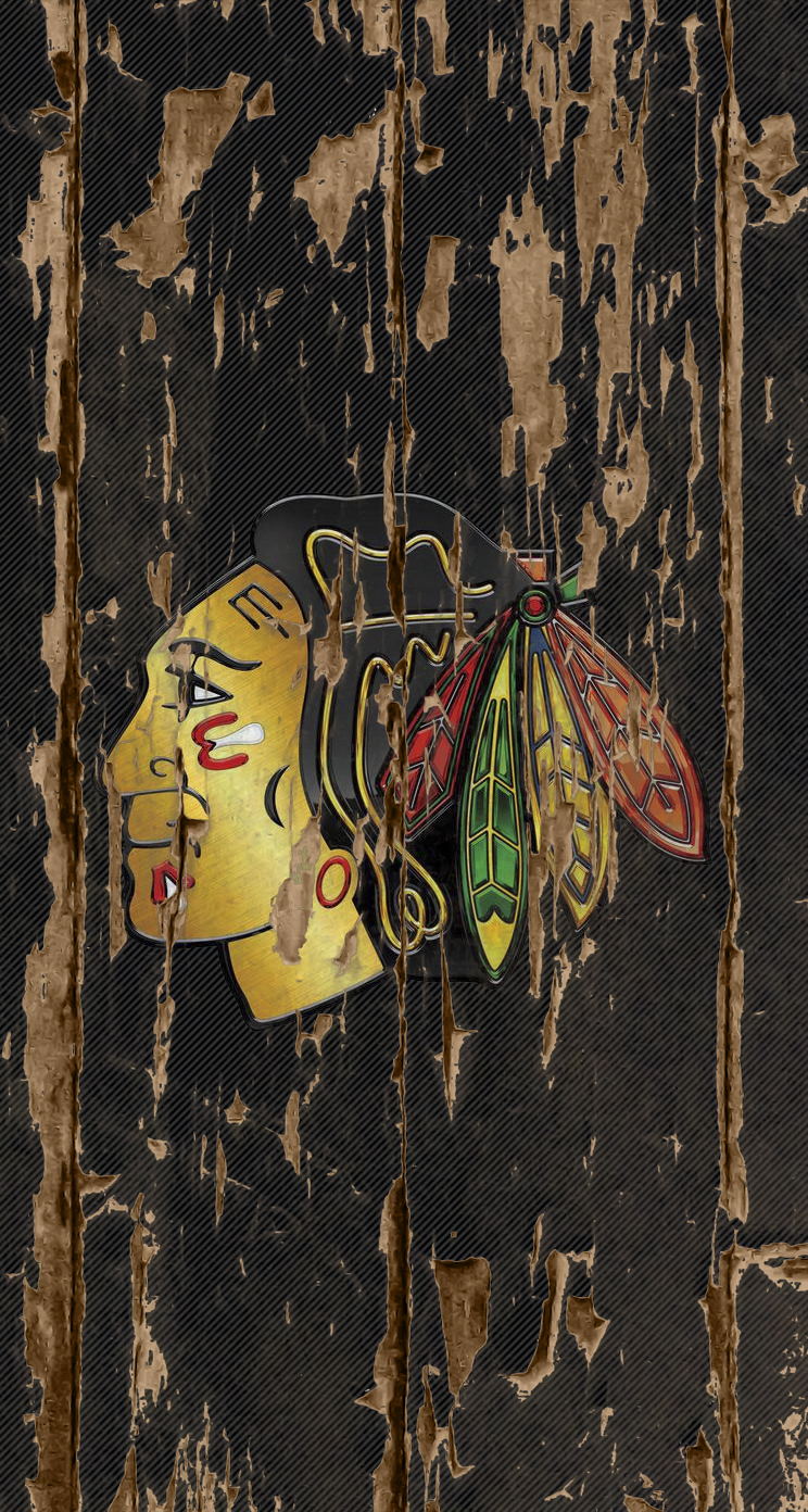 Ideas About Chicago Blackhawks Wallpaper On Pinterest 744x1392
