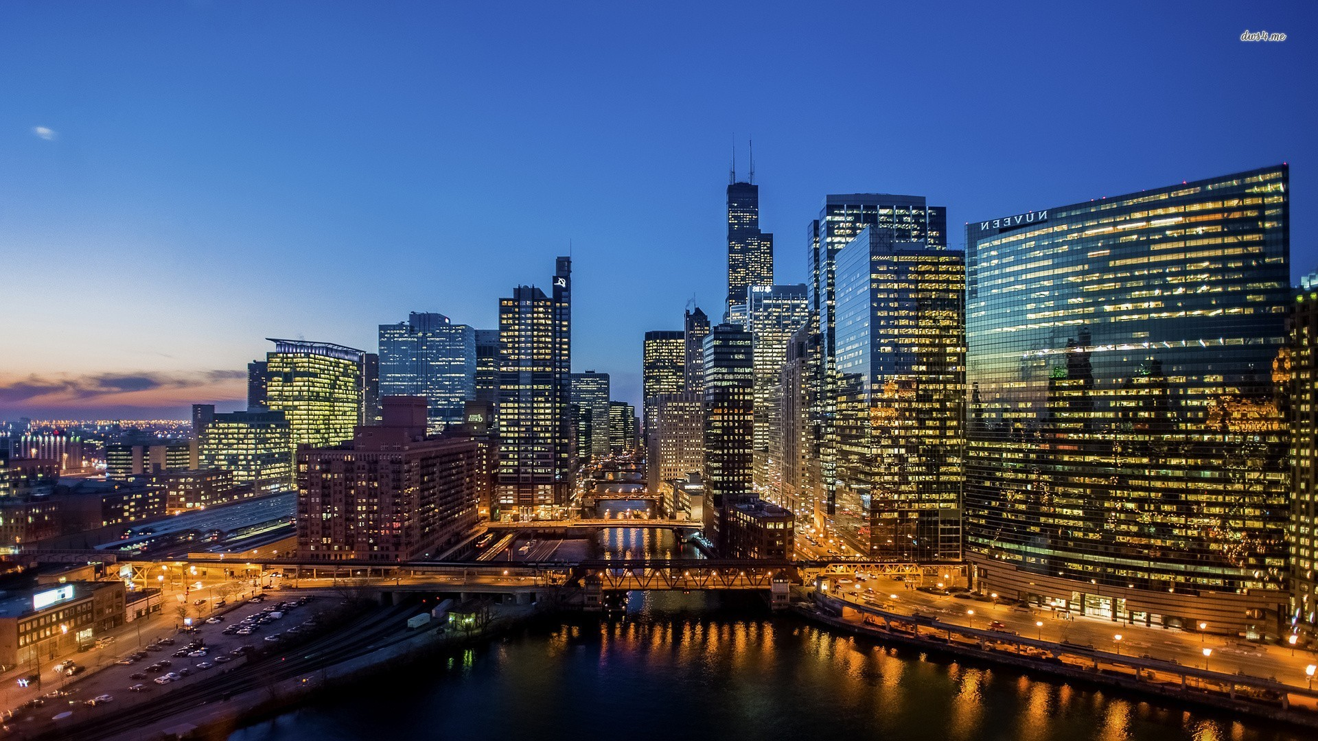 Chicago Wallpaper (32 Wallpapers) - Adorable Wallpapers