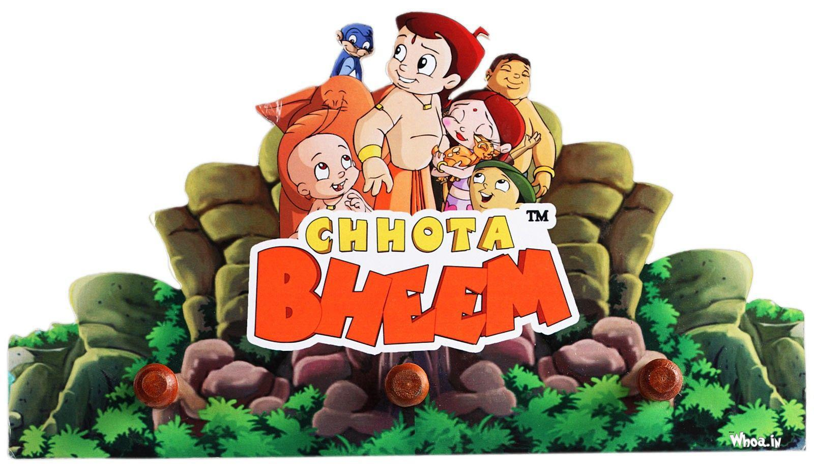 Chhota Bheem And Friends HD Wallpapers Free Download