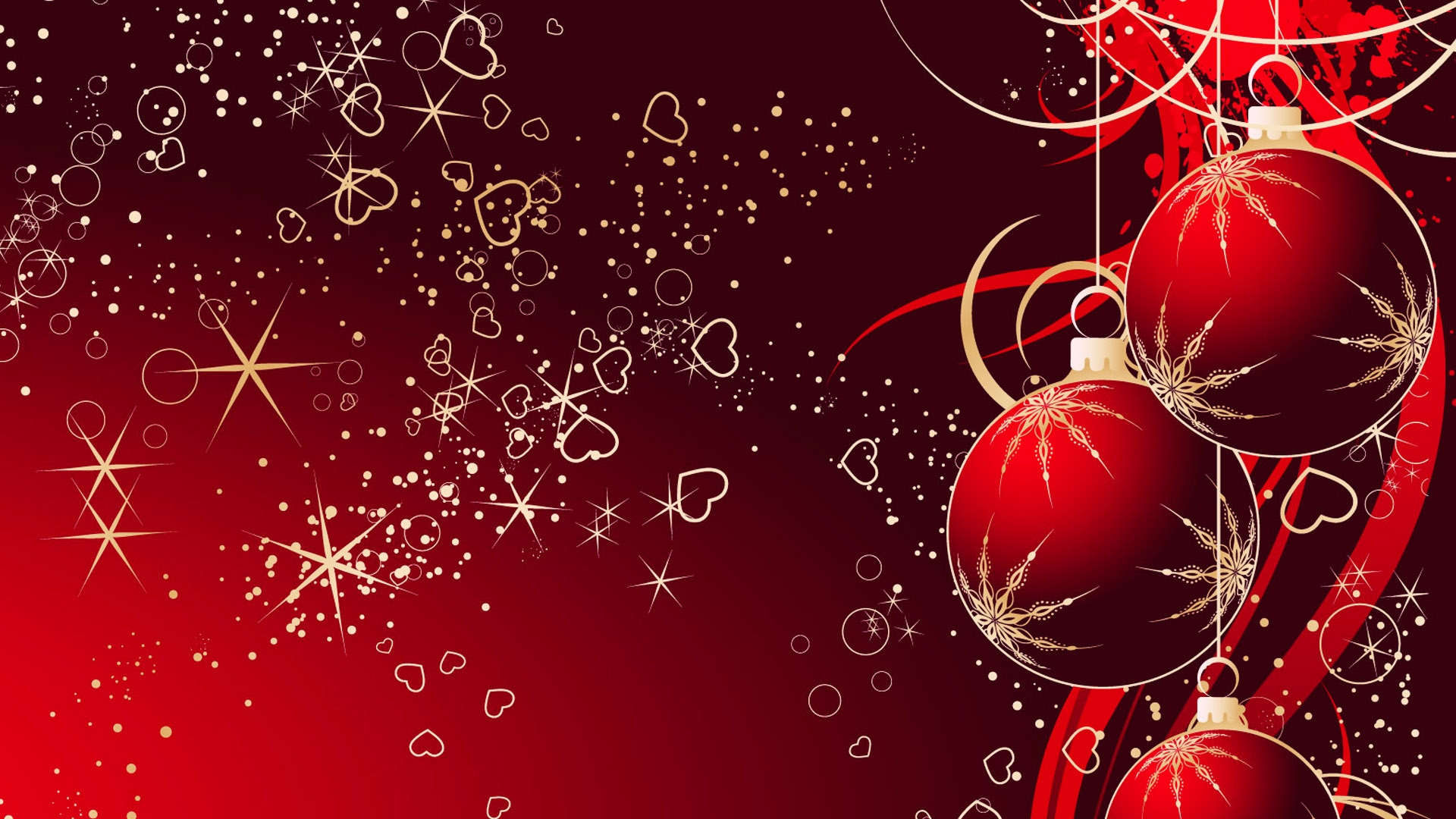 New Free Collection of HD Christmas Wallpapers  PSDreview 1920x1080