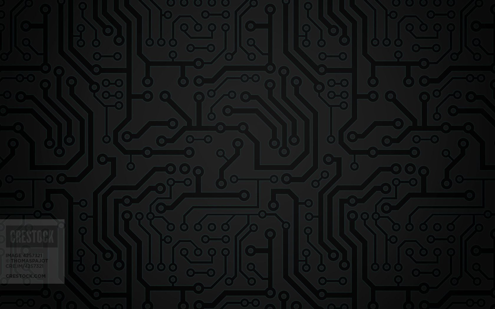 Electronic Circuit Wallpapers Group  1680x1050