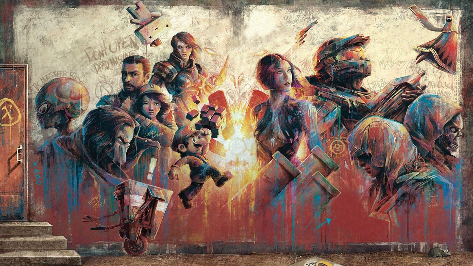 Borderlands The Presequel Wallpapers By Mentalmars Art Fiction