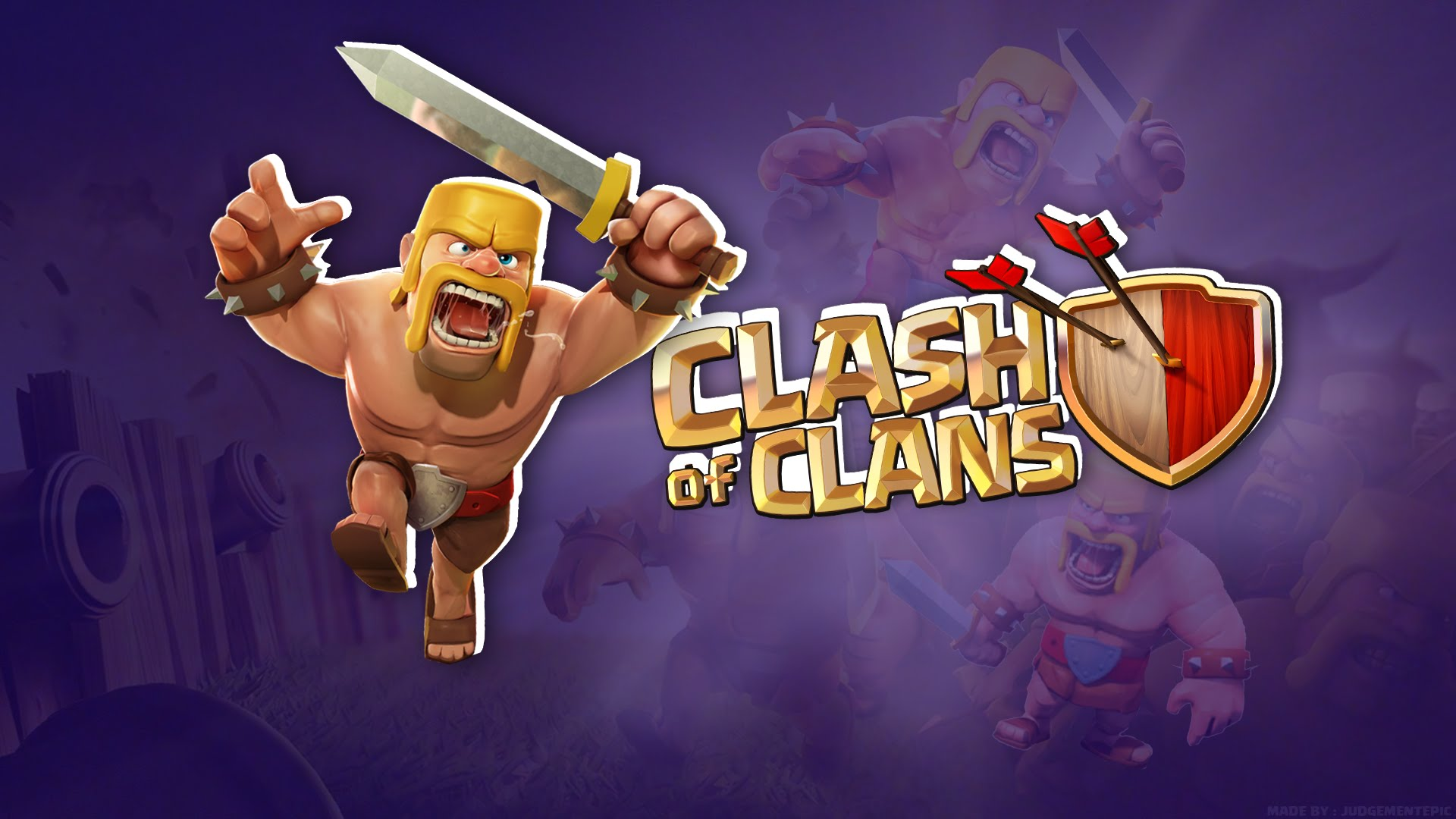 Clash Of Clans Wizard Wallpaper Abnm 1920x1080