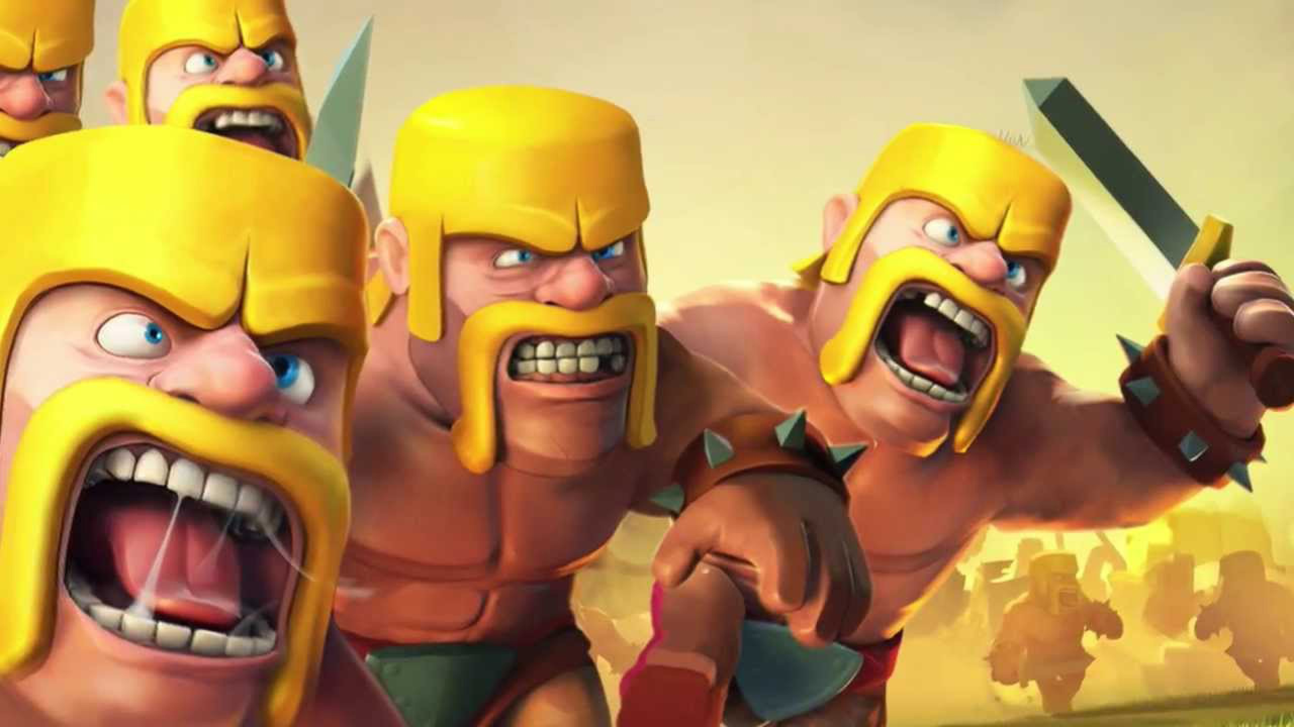 Clash of Clans Wallpapers  Best Wallpapers 2560x1440