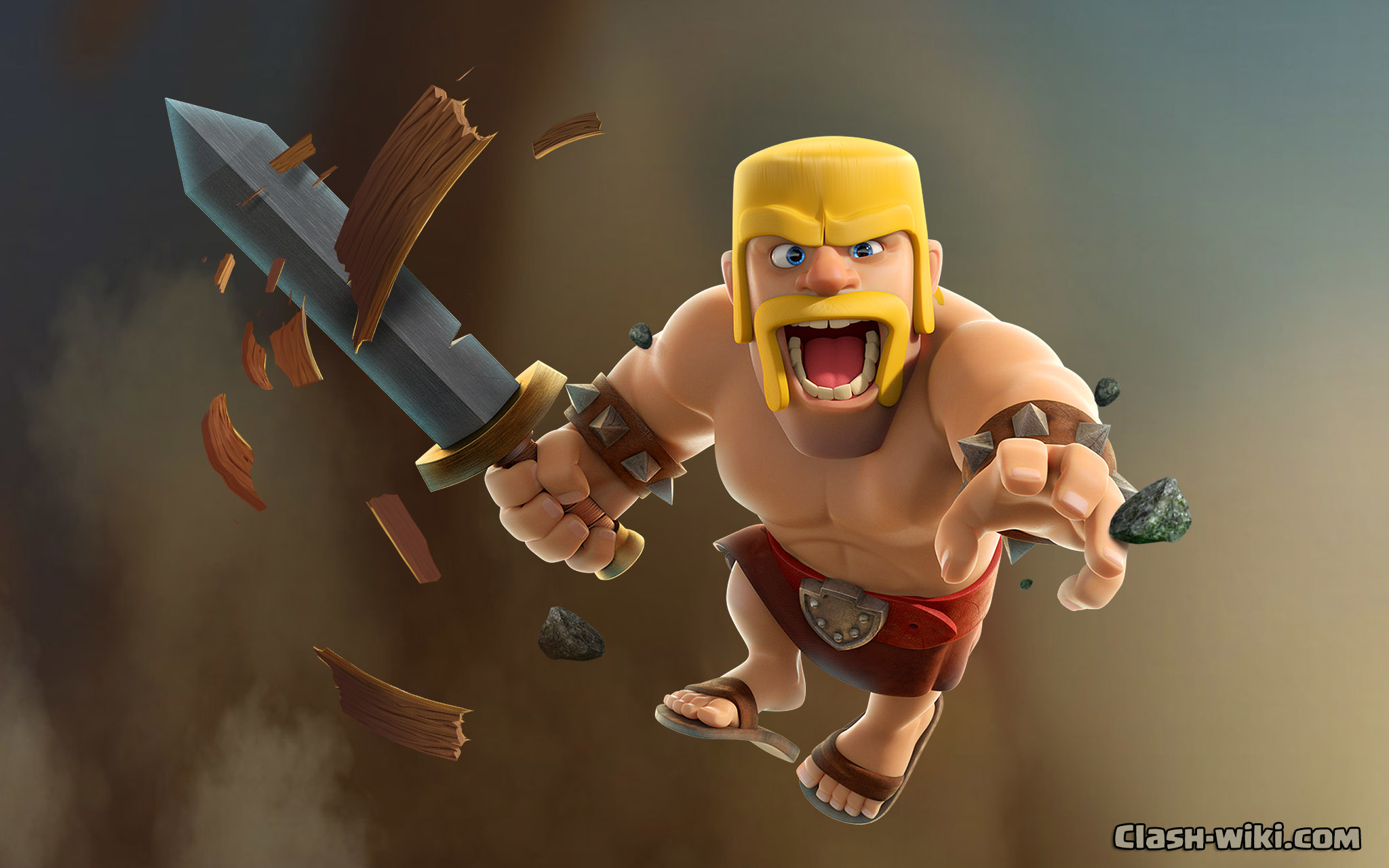 Clash of Clans HD Wallpapers  Clash of Clans Land 2048x1280