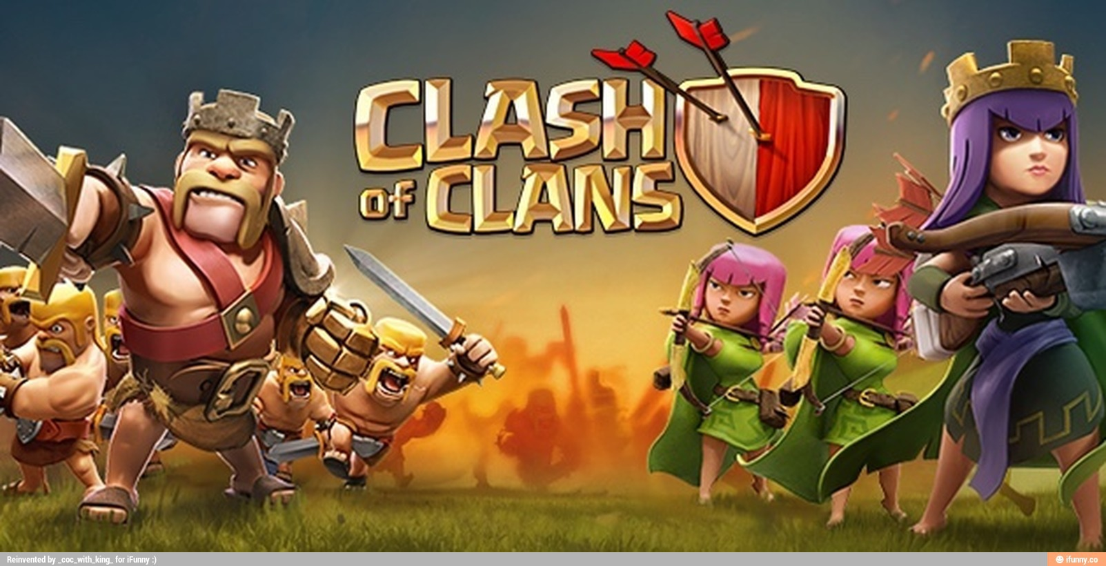 Clash of Clans Wallpapers  Best Wallpapers 1603x820